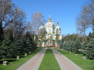 Church and Kazakhstan